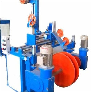 Dual Take Up Cable Machines