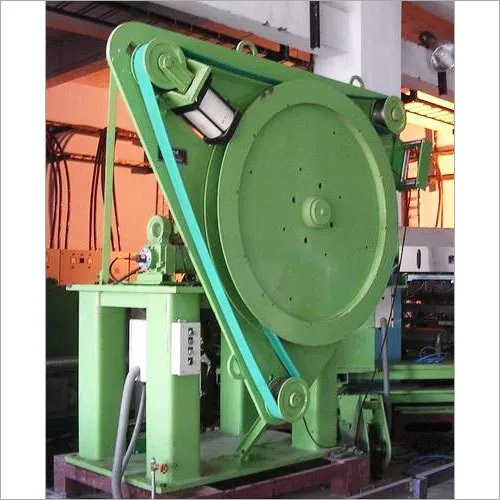 Metering Capstan Pull Out Capstan Machine