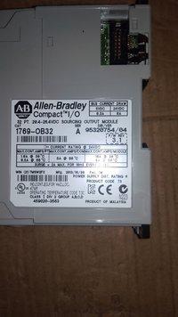 ALLEN BRADLEY 1769-OB32