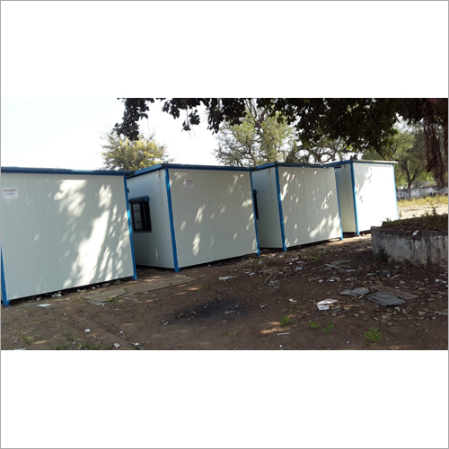 Multi Storage Portable Office Cabins