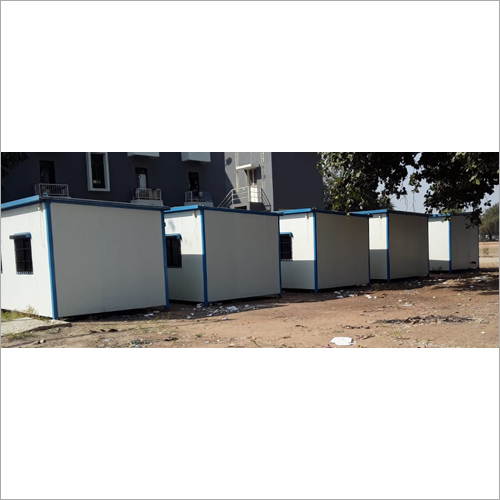 Portable FRP Office Cabins