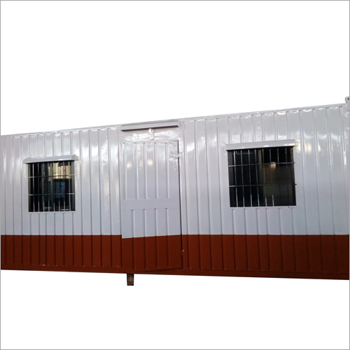 Modular Portable Office Cabins