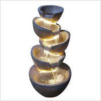 5 Bowl Water Fountain