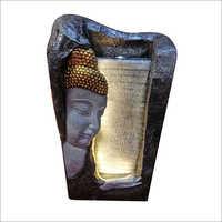 Buddha Face Water Fountain