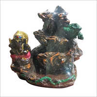 Decorative Ganesha Smoke Fountain