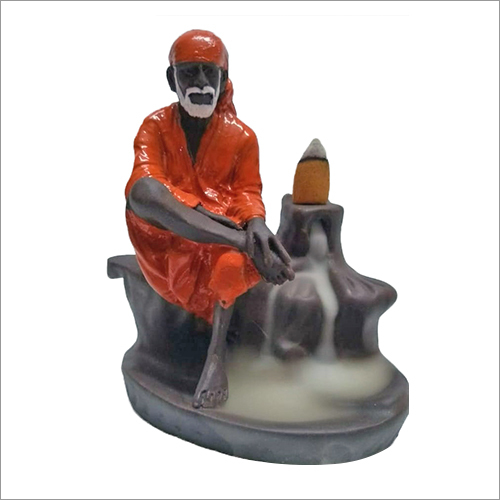 Sai Baba Smoke Fountain