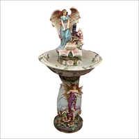 Decorative Angel Water Fountain