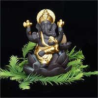Lotus Ganesha Smoke Fountain