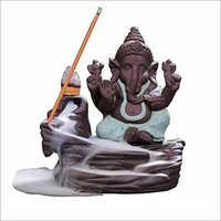 Ganesha Smoke Fountain