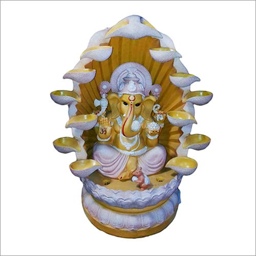 Indoor Ganesha Water Fountain