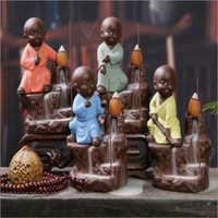 Monk Smoke Fountain