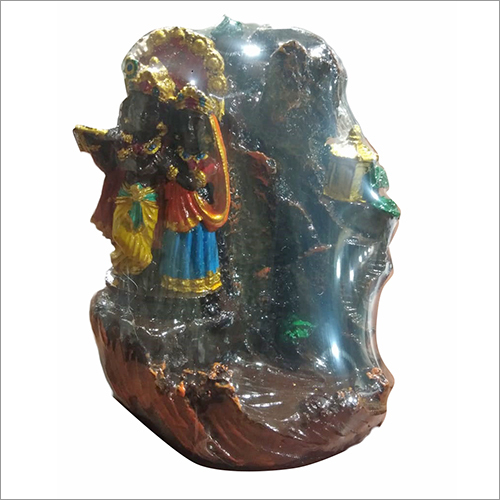 Radha Krishna Smoke Fountain