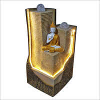 Crystal Buddha Water Fountain