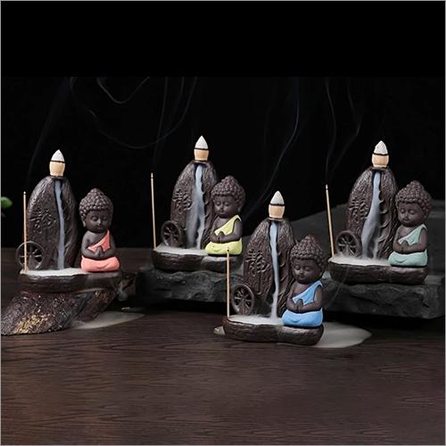 Wheel Buddha Smoke Fountain