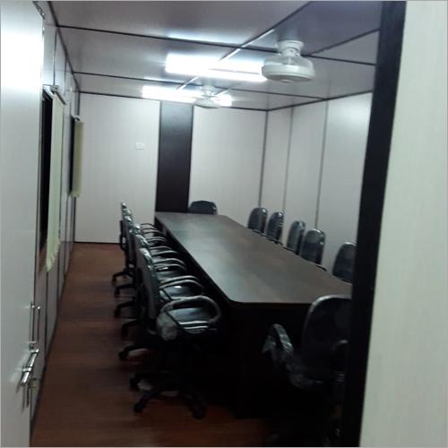 Modular Portable Office Cabins