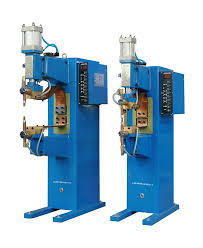 Automation In Spot Welding Machine