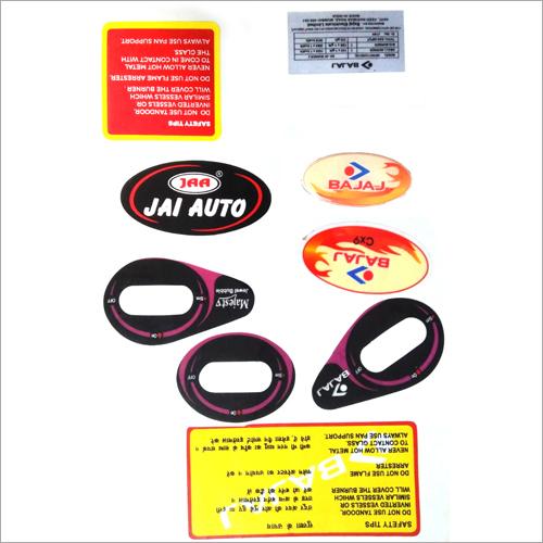 Car Accessories Sticker
