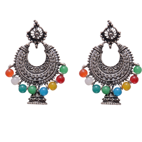 Multi Colour Earrings