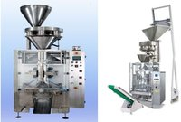 VFFS Machine With Volume Metric Cup Filler for Powder Packing