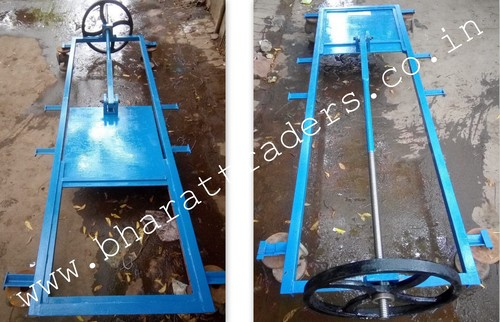 MS  Fabricated Canal Gate Valve