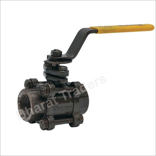 C.S. S/E 3Pc Ball valve
