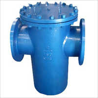 M.S. / S.S. FABRICATED STRAINER