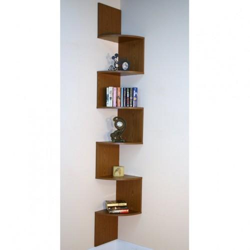 Small Corner Book Shelf