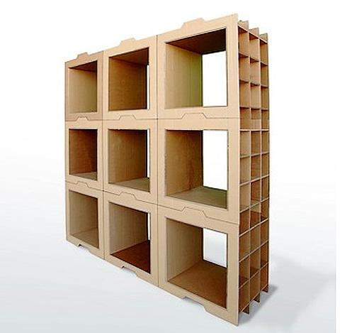Stackable Bookshelf