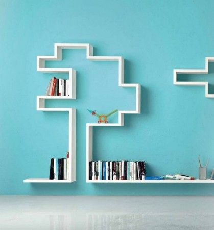 Creative Wall Shelves