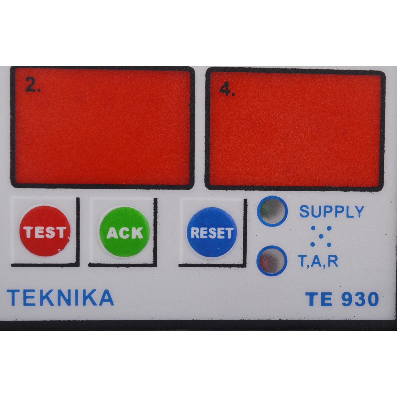 Alarm Annunciator 4 Window TE 930