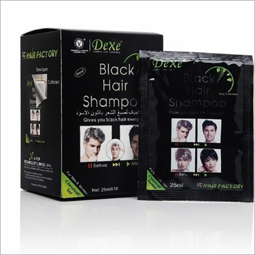 Dexe Hair Color Shampoo