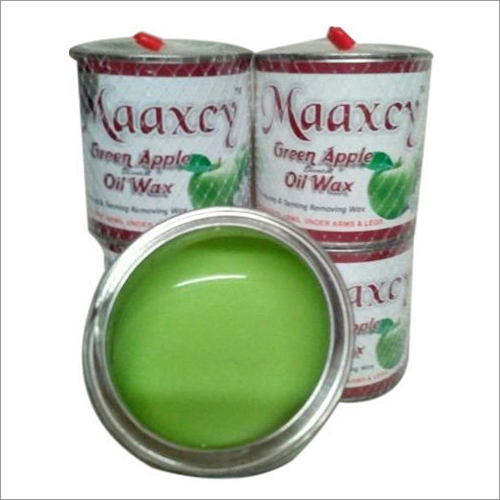 Green Apple Oil Wax