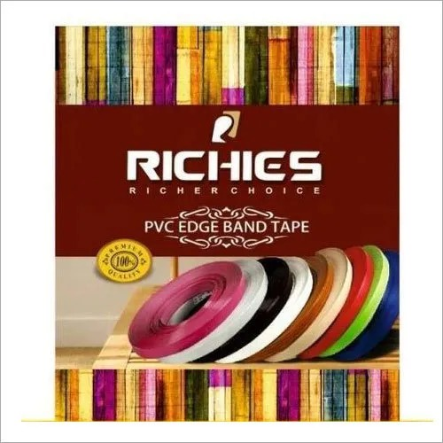 Metallic PVC Edge Band Tape