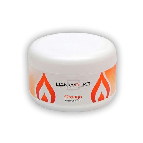 Orange Massage Cream