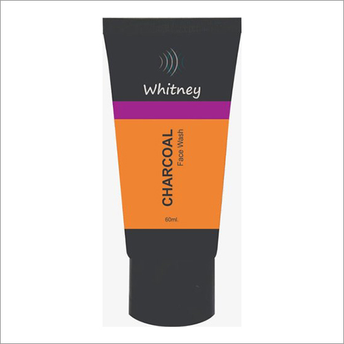 Whitney Charcoal Face Wash