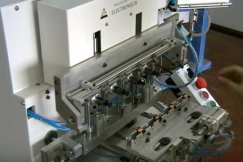 PLC Programming and  Panels in Bobbin winder machine