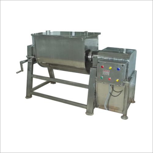 Powder Mass Mixture Machine