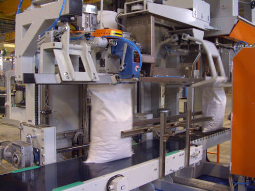PLC Programming For Bagging Machine