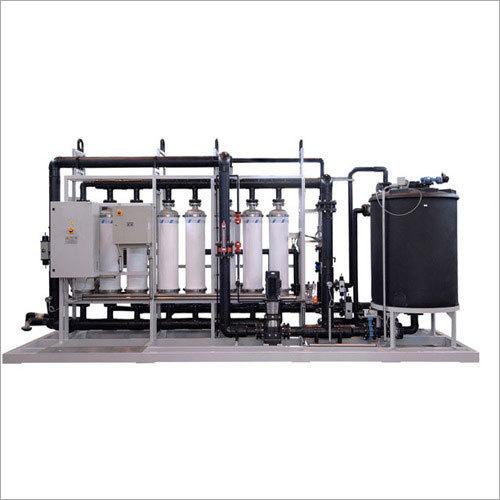 Membrane Ultra Filtration Plant