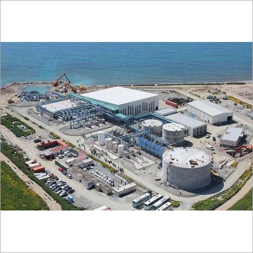Water Filter Desalination Plant