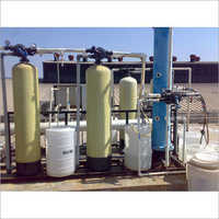 Deionized Water Plant