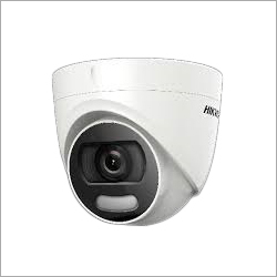 2 MP Full Time Color Turret Camera