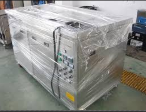 PLC Programming for Ultrasonic Cleaning machine