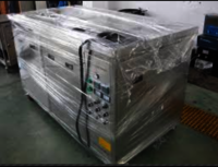 PLC Programming and Panel for Ultrasonic Cleaning machine