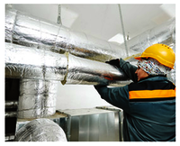 HVAC Duct Insulation