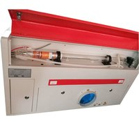 CO2 Acrylic PVC Plastic Cutting Machine