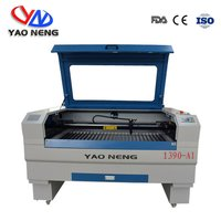 CO2 Laser Engrave Machine 130W/1390 220V / 110V CNC Laser Engraving Machine