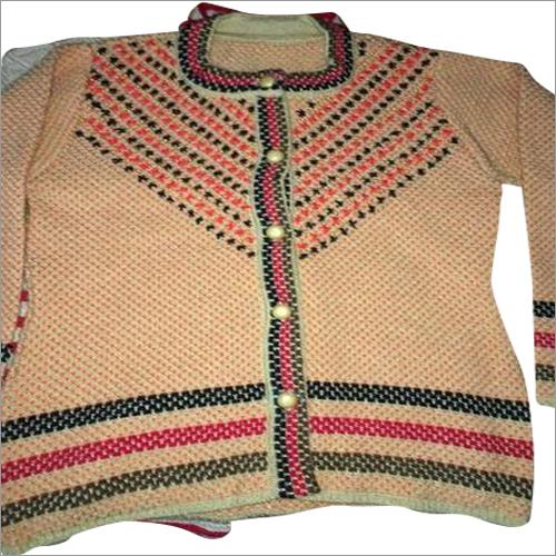 Ladies Woolen Sweater