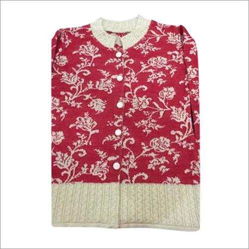 Ladies Wool Cardigans