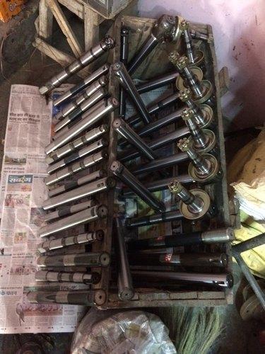 front spindle shafts